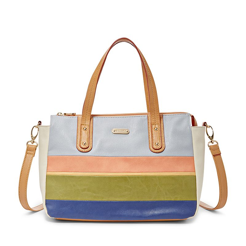 Relic Cameron Colorblock Convertible Satchel