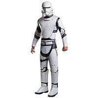 Star Wars: Episode VII The Force Awakens Flame Trooper Adult Costume