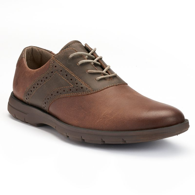 Chaps Fairhill Men's Saddle Shoes