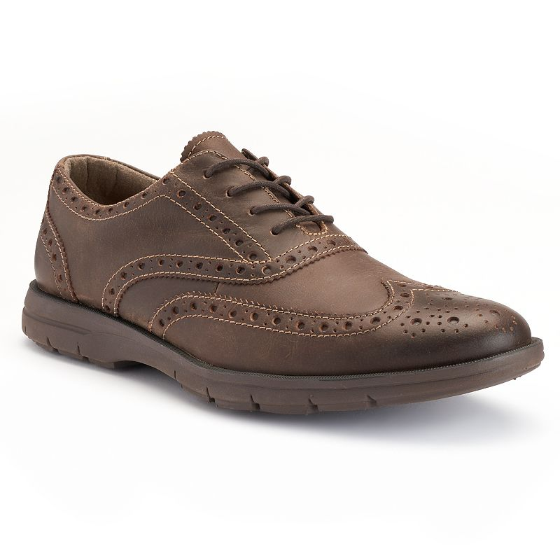 Chaps Haddon Men's Wingtip Shoes