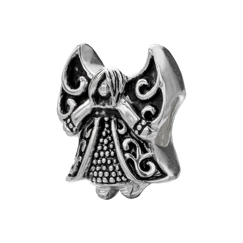 Individuality Beads Sterling Silver Angel Bead
