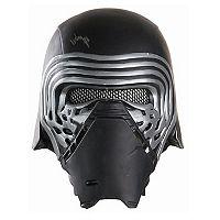 Star Wars: Episode VII The Force Awakens Kylo Ren Kids Costume Half Helmet