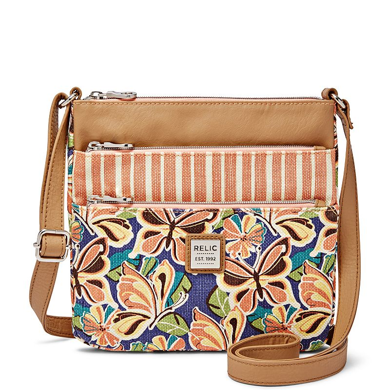 Relic Erica Top Zip Crossbody Bag