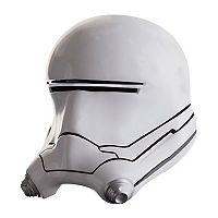 Star Wars: Episode VII The Force Awakens Flame Trooper Kids Costume Full Helmet