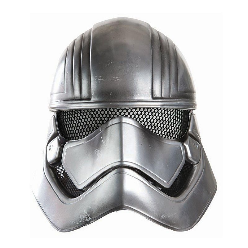 Star Wars: Episode VII The Force Awakens Captain Phasma Adult Costume Half Helmet