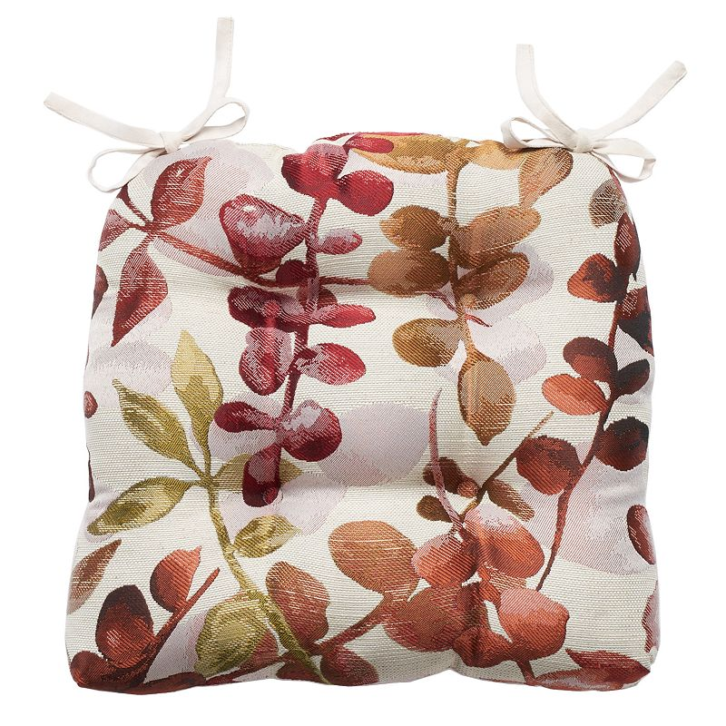 Food Network™ Floral Waterfall Chair Pad