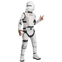 Star Wars: Episode VII The Force Awakens Flame Trooper Kids Costume