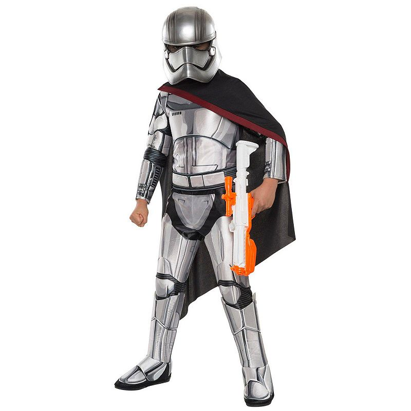 Star Wars: Episode VII The Force Awakens Captain Phasma Deluxe Kids Costume