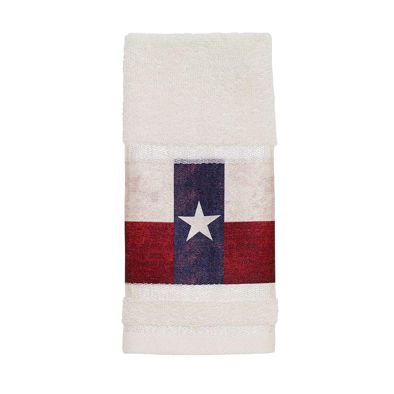 Avanti Texas Star Fingertip Towel