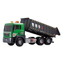 Dickie Toys 21-in. Air Pump Dump Truck