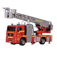 Dickie Toys International City 12-in. Fire Engine