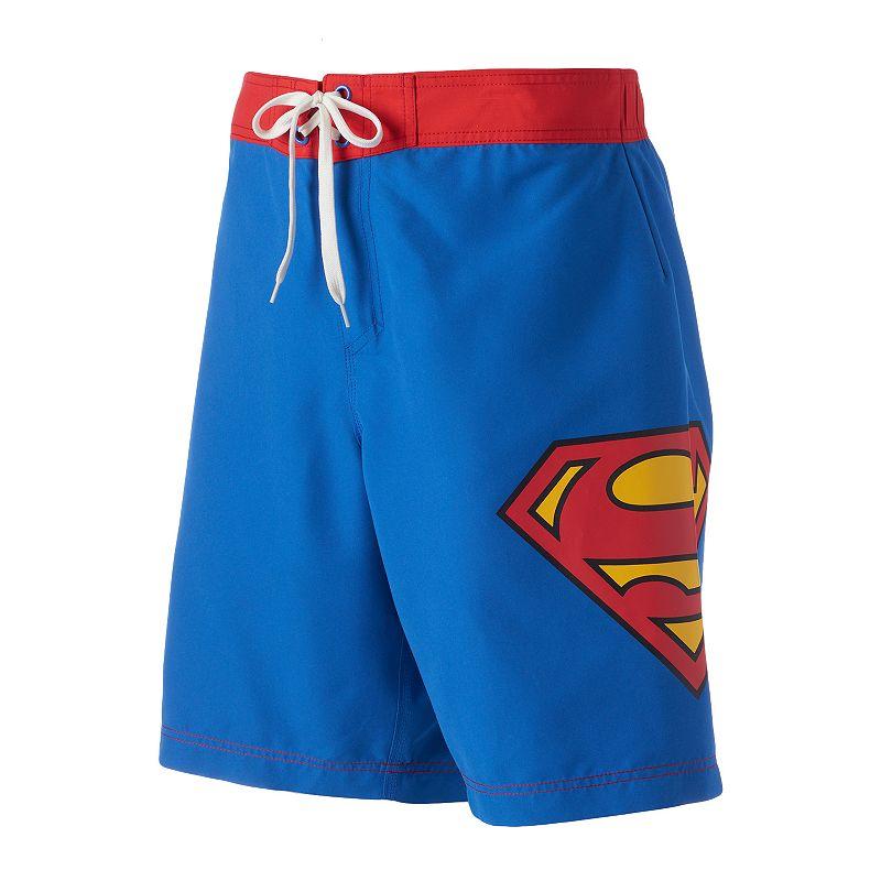 Men's DC Comics Superman Board Shorts