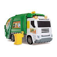 Dickie Toys 11-in. Garbage Truck