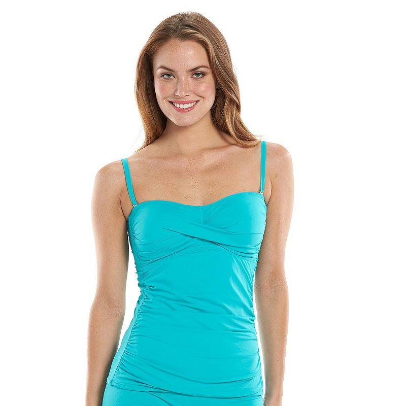 Women's Apt. 9® Bandeaukini Top