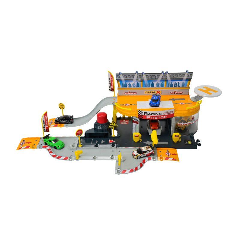 Dickie Toys Majorette Creatix Racing Pitstop, Multicolor thumbnail