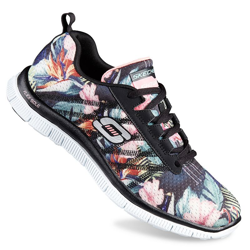 Skechers Flex Appeal Floral Bloom Women's Training Shoes