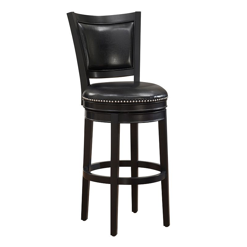American Heritage Billiards Shae Swivel Counter Stool