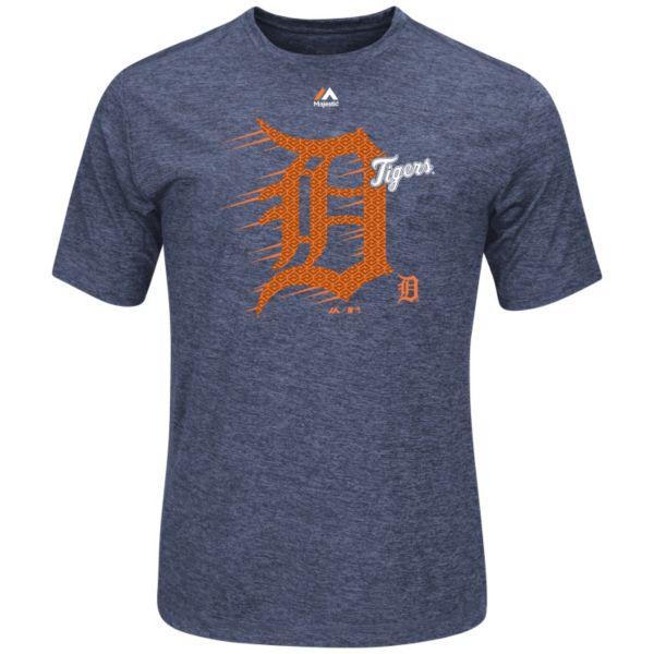 Men's Majestic Detroit Tigers Far Beyond Tee
