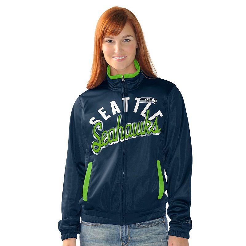 Women's Seattle Seahawks Star Club Jacket