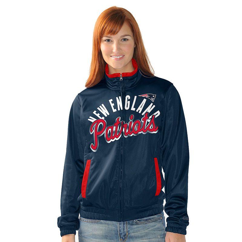 Women's New EnglandPatriots Star Club Jacket