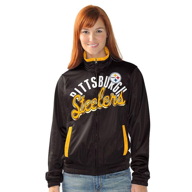 Women's Pittsburgh Steelers Star Club Jacket