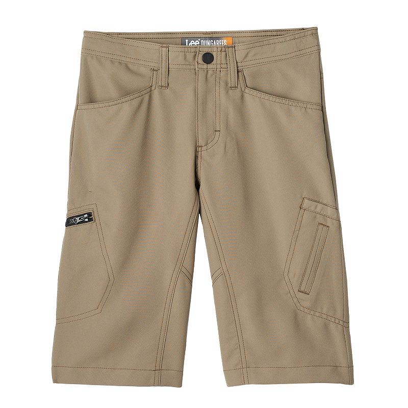 Boys 8-20 Lee Dungarees Grafton Easy-Care Shorts