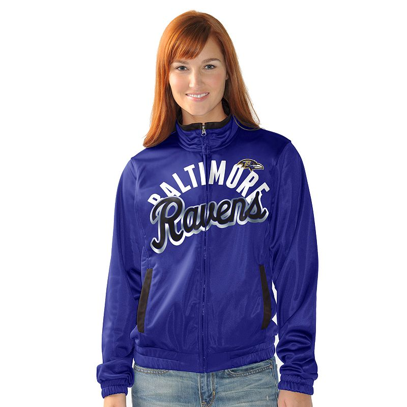 Women's Baltimore Ravens Star Club Jacket