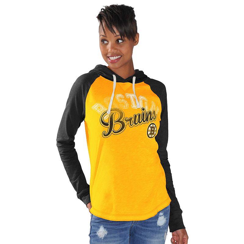 Women's Boston Bruins Pump Fake Hoodie