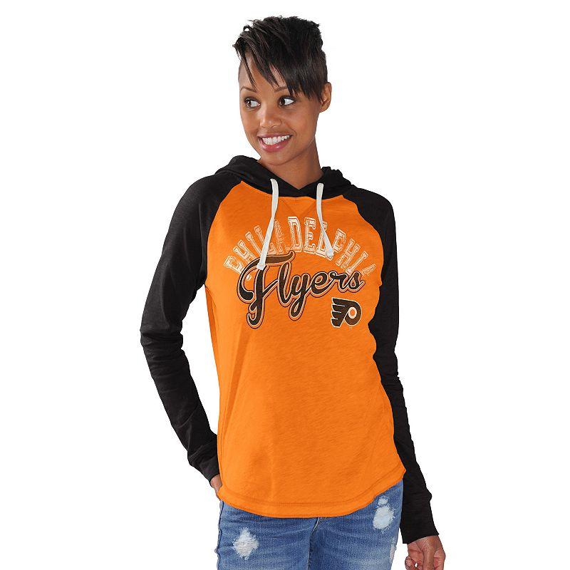 Women's Philadelphia Flyers Pump Fake Hoodie