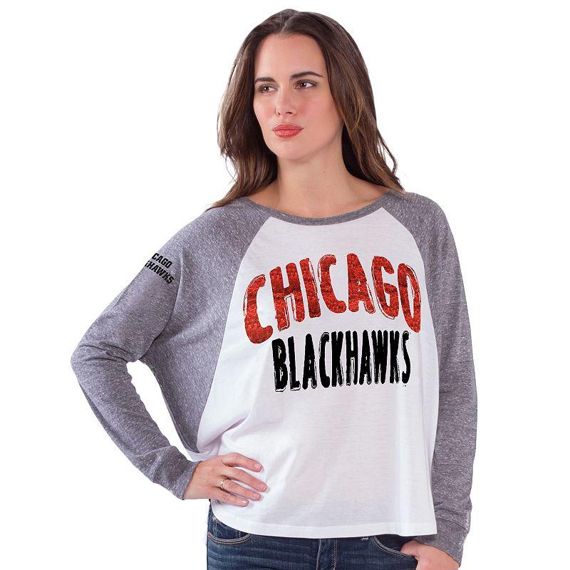 Women's Chicago Blackhawks Triple A Top