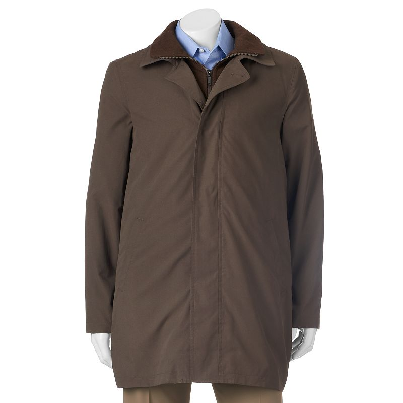 Men's Savile Row Edgar Classic-Fit All-Weather Coat