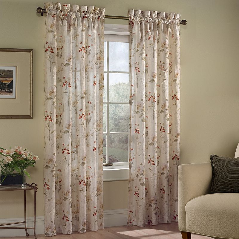 United Curtain Co. Chantelle Curtains
