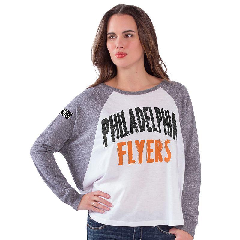 Women's Philadelphia Flyers Triple A Top