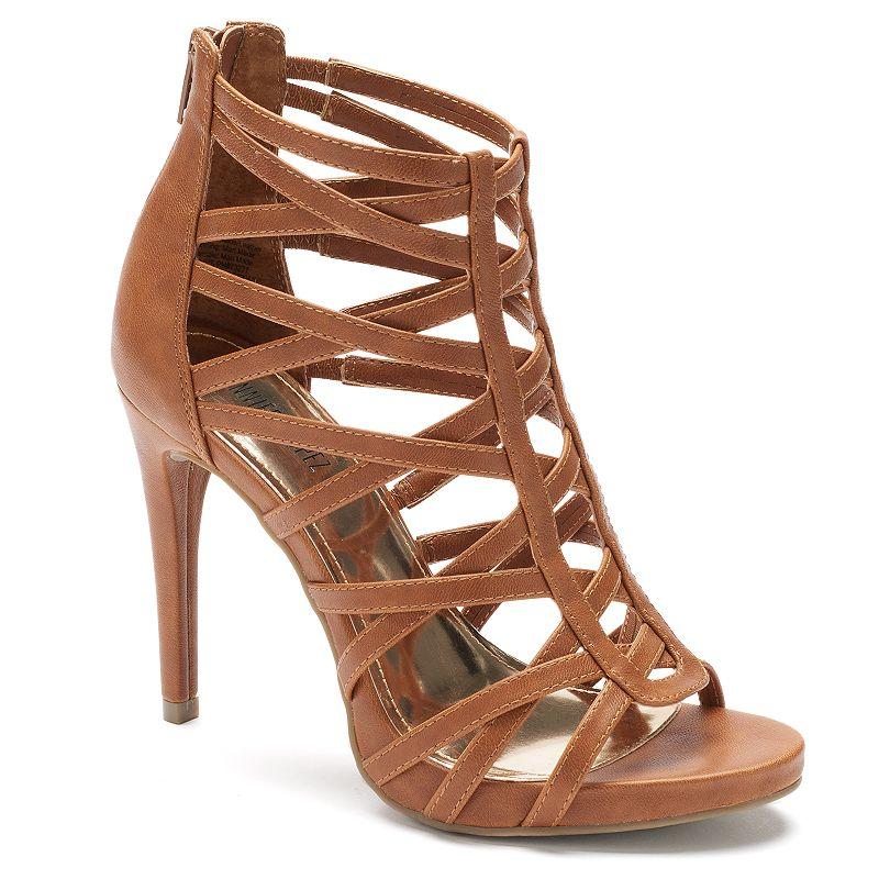 Jennifer Lopez Women's High Heel Gladiator Sandals