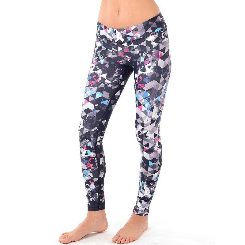 NUX Rio Printed Yoga Leggings - Women's