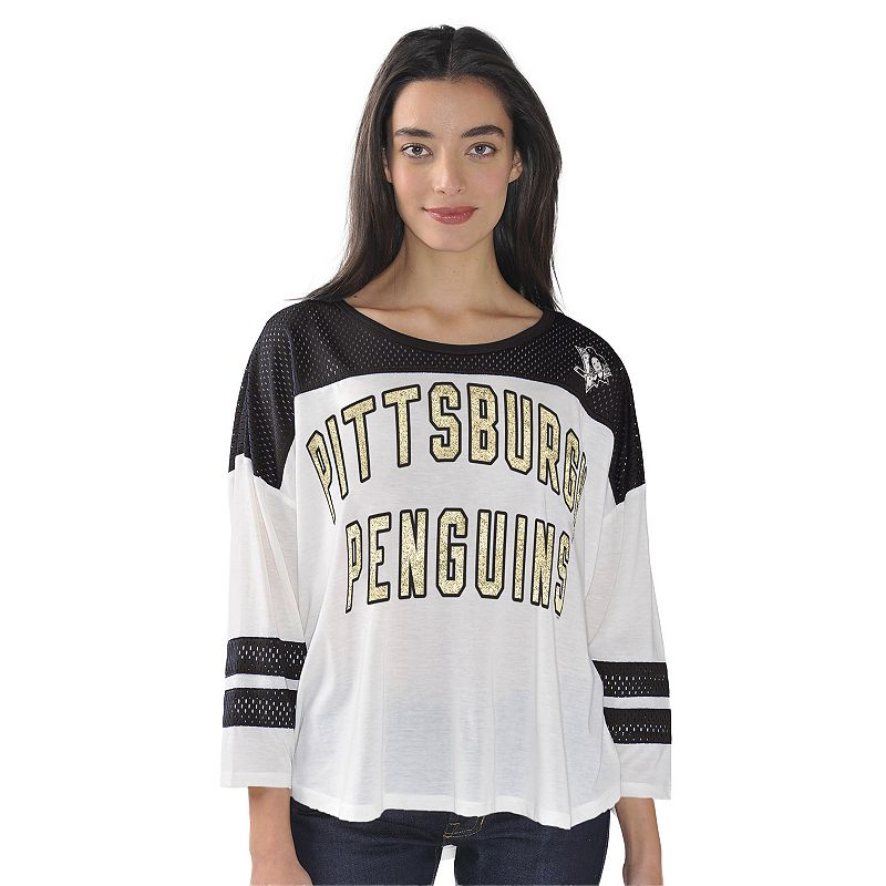 Women's Pittsburgh Penguins Hail Mary Top