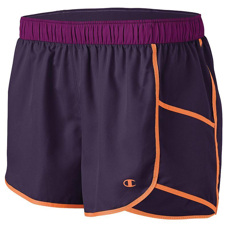 Women's Champion Sport 4 Double Dry Woven Running Shorts
