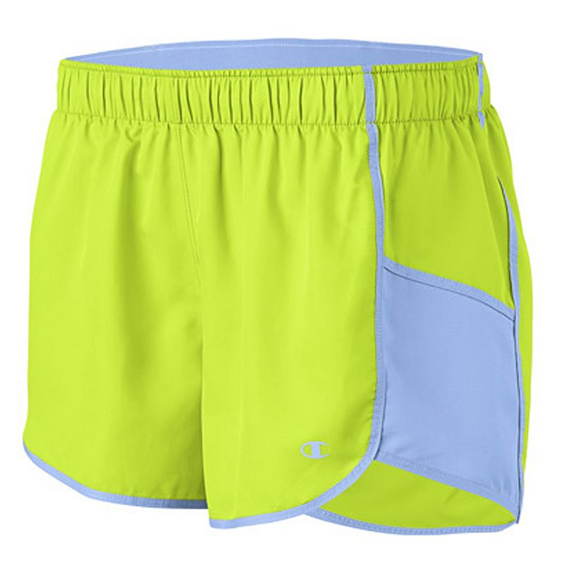 Women's Champion Sport 4 Double Dry Woven Running Shorts