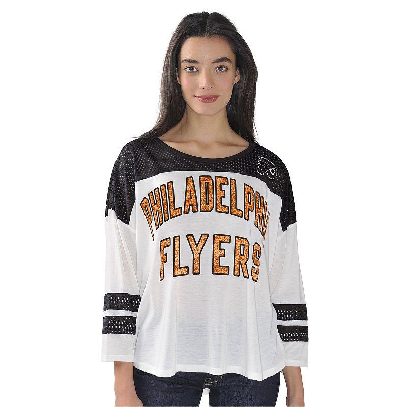 Women's Philadelphia Flyers Hail Mary Top