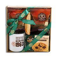 Alder Creek Coffee Bean & Tea Leaf Gift Box Set