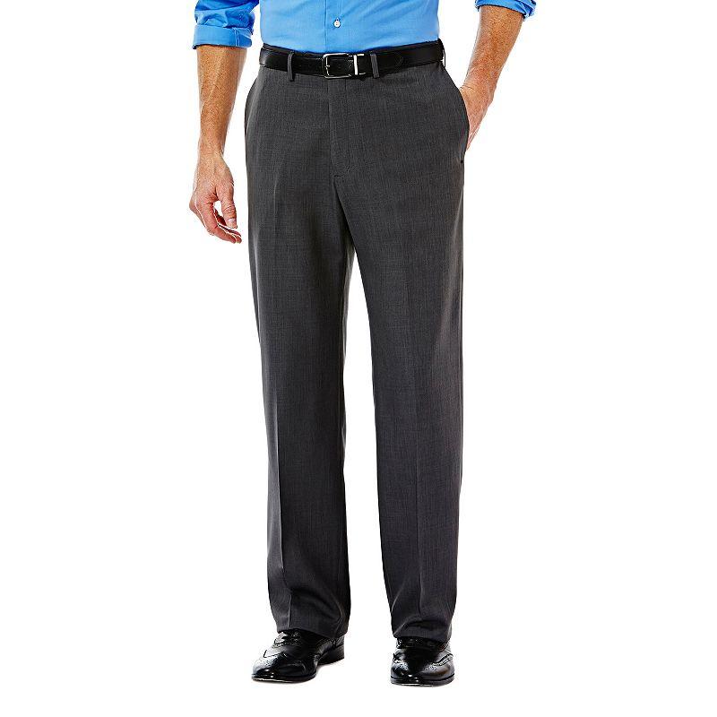 Men's Haggar® Repreve Eclo Heathered Dress Pants