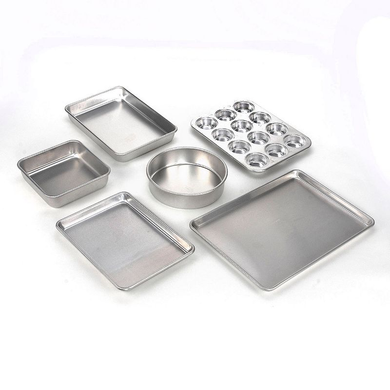 Sweet Creations 6-pc. Aluminum Bakeware Set