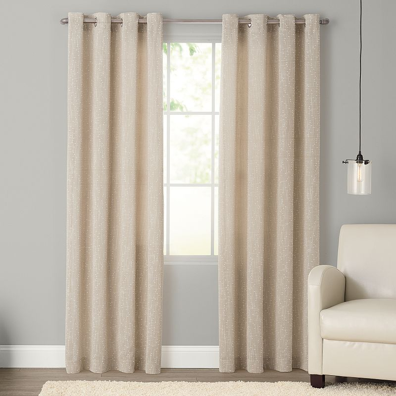 SONOMA Goods for Life™ Naturals Hopewell Curtain