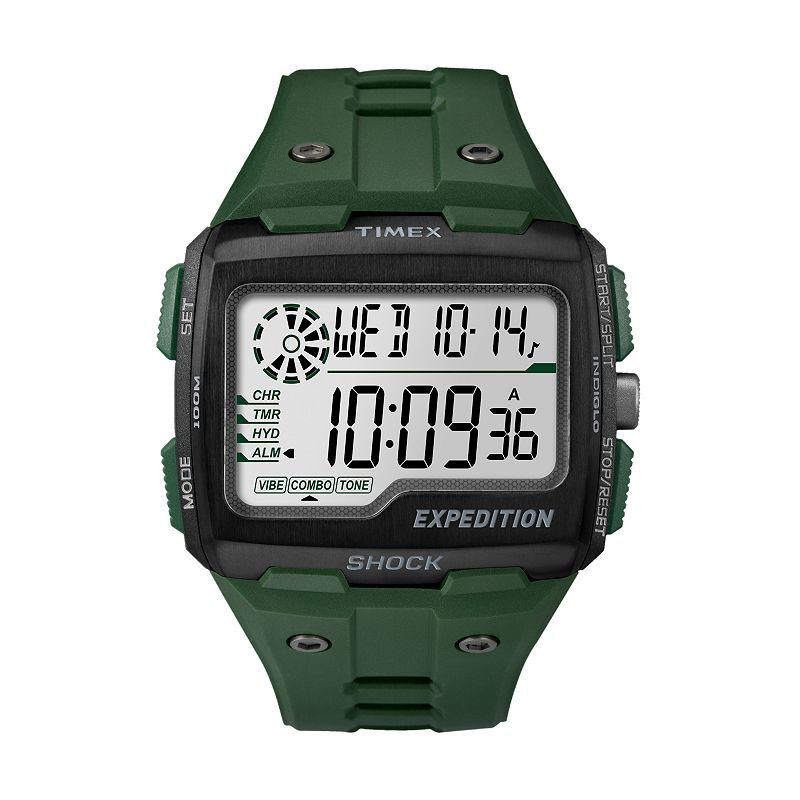Timex Men's Expedition CAT Shock Digital Watch - TW4B026009J