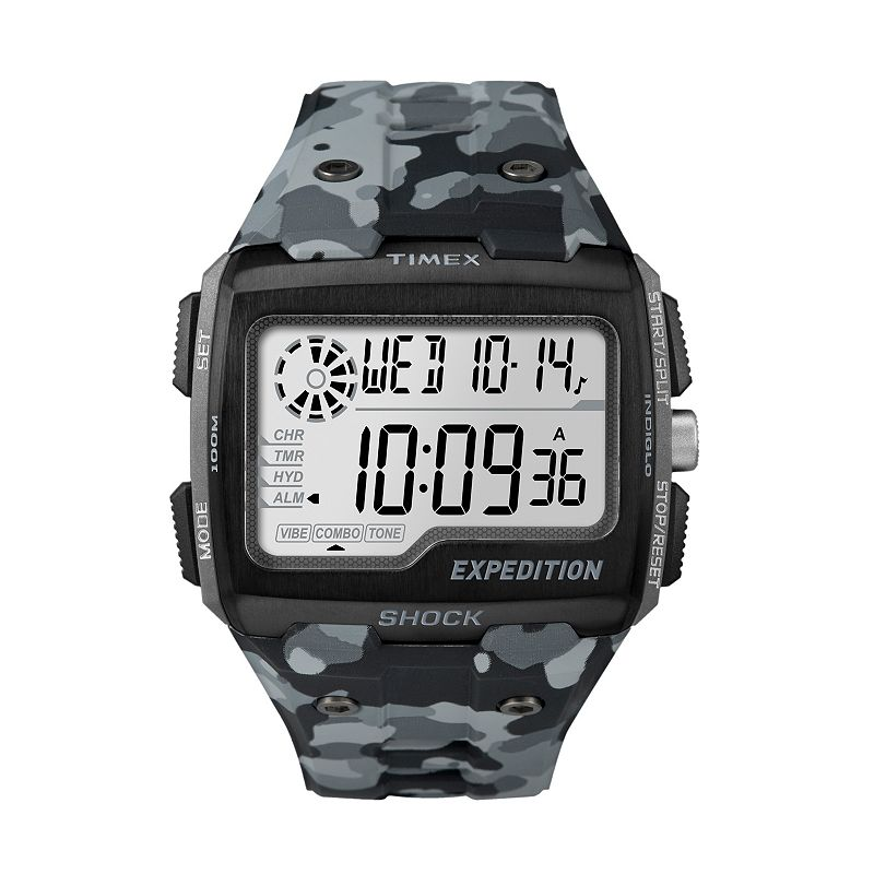 Timex Men's Expedition CAT Shock Digital Watch - TW4B030009J
