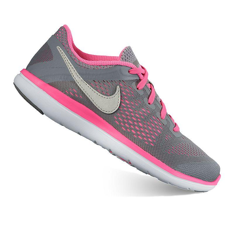 Nike Flex 2016 RN Grade School Girls' Running Shoes