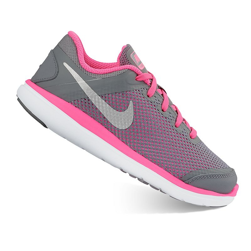 Nike Flex 2016 RN Pre-School Girls' Running Shoes