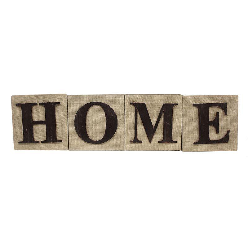 fetco sanctuary 39 39 home 39 39 wall art dealtrend. Black Bedroom Furniture Sets. Home Design Ideas
