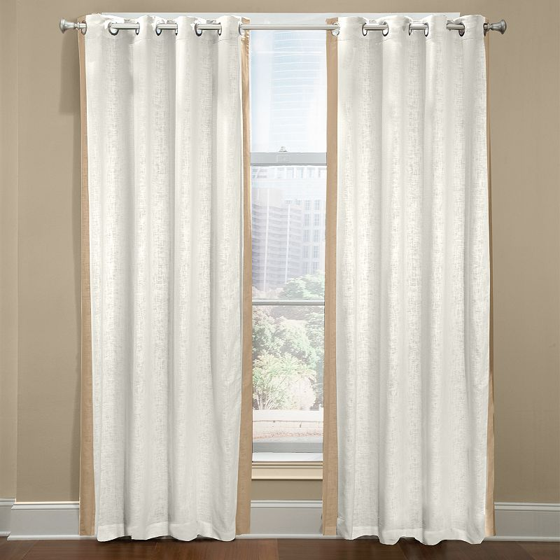 Veratex American Collection Grommet Central Park Curtain