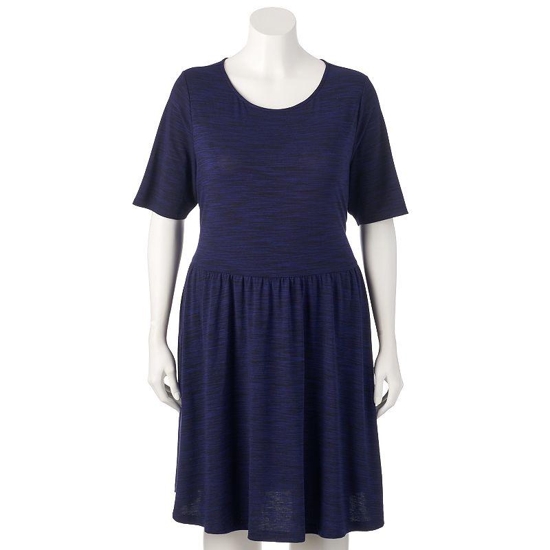 Plus Size Apt. 9® Scoopneck Dress